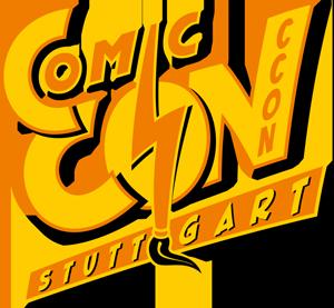 Logo der CCon - Comic Con Stuttgart